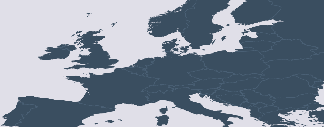 Alensa's presence in countries across Europe